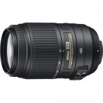 Nikon AF-S NIKKOR 55-300mm f/4.5-5.6G ED VR Zoom Lens (Refurbished) $205 & more
