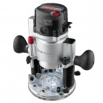 Craftsman 10AMP 110V 1 3/4 HP Plunge Base Router $61