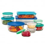 Anchor 20 Piece Glass Storage Set $14.88