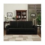Baja Renu Leather Convert-a-Couch and Sofa Bed $269