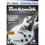 PC Digital Download: Rocksmith 2014 Edition $23.98