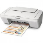 Canon PIXMA MG2520 Inkjet All-in-One Printer $29