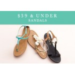 Dresses, Jeans, Skirts, Tops & Sandals $49 & under