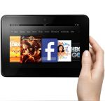 "Certified Refurbished Kindle Fire HD 8.9"" Tablet, 4G LTE w/Special Offer, 32GB $159, 64GB $179"