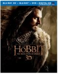 The Hobbit: The Desolation Of Smaug: DVD $10, Blu-ray $15, Blu-ray 3D $20