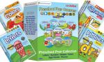 Preschool Prep 10-DVD Collection $40
