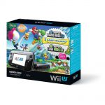 Nintendo Wii U 32GB Deluxe Set with Mario & Luigi Games $260