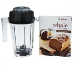 Vitamix 32oz. Dry Blade Blending Container w/ Recipe Book $55 shipped