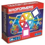 Magformers Magnetic Construction System: 26-Piece $25