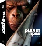 Planet of the Apes: 5 Film Collection [Blu-ray] + a movie ticket offer $18