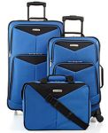 Travel Select Bay Front 3 Piece Spinner Luggage Set $40