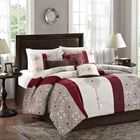Donna 7 Piece Comforter Set, king or queen size, $37.5