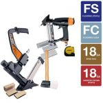 Freeman Pneumatic Ultimate Flooring Nailer Kit $225 and more