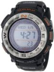 Casio Men's PRG260-1 Black Pro-Trek Watch $115