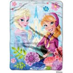 "Disney's Frozen Micro Raschel Throw, 46"" x 60"" $14.88"