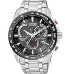 Citizen Men's Eco Drive Chronograph Quartz Watch AT4008-51E $250, Nighthawk BJ7000-52E $170