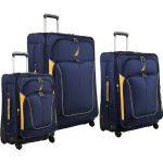 Luggage Guy - Nautica Galley 3 Piece Spinner Luggage Set $169