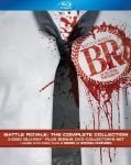 Battle Royale: The Complete Collection [Blu-ray] (2012) $13