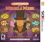 Professor Layton and the Miracle Mask 3DS $10