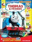 DiscountMags - Thomas & Friends (2-years) $25, Wired (3-years) $13, and more