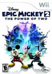 Disney Epic Mickey 2: The Power of Two (Wii) $3.99