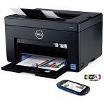 Dell C1660w Color Laser Wireless Printer $70