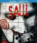 Saw: The Complete Movie Collection [Blu-ray] (2014) $17.49