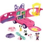 Fisher-Price Minnie's Precious Pets Tour Van $16