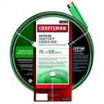 Craftsman 75-feet Heavy Duty Neverkink Self-Straightening Hose $20