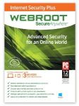 Webroot SecureAnywhere Internet Security Plus 2014 3 Devices PC Download $5