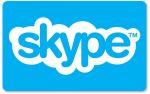 50% off Skype Credit