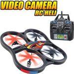 World Tech Spy Drone RC Quadcopter w/Video Camera $100
