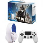 Sony PlayStation 4 Destiny Bundle Kit with Gold Wireless Headset & DualShock 4 Wireless Controller (Pre-Order) $519