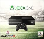 Xbox One Madden NFL 15 Bundle or Sony PlayStation 4 PS4 Console $359.99