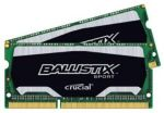 16GB (8GBx2) Crucial Ballistix Sport SODIMM DDR3 1600 (PC3-12800) Laptop Memory $111