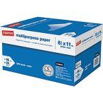 """Staples - 10-Ream 8 1/2"""" x 11"""" Multipurpose Paper $9.99 AR"""
