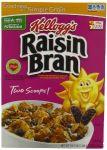 3-Pack Kellogg's Raisin Bran 18.7 Ounce $6.71