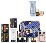 Macys - Free 15-Pc. Gift w/ $75 Estee Lauder purchase, Free 11-Pc. Gift with $75 Clarins purchase
