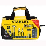 Stanley 38-PC Homeowners Tools Set in Bag $10