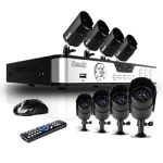 Zmodo PKD-DK0855-500GB 8-Channel DVR Security System $205
