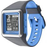 MetaWatch STRATA Watch for iPhone 4S / 5 or Android $40