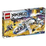 LEGO Ninjago 70724 NinjaCopter Toy $42 (30% off)