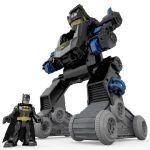 Fisher-Price Imaginext DC Super Friends R/C Transforming Bat Bot $50