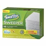 16-Count Swiffer Sweeper Dry Sweeping Cloths with Febreze $1.49