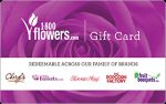 $35 for $50 1-800-Flowers.com Gift Card