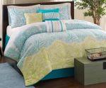 Home Essence Naomi 7-Piece Queen or King Comforter Set $36
