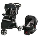 Graco FastAction Fold Sport Stroller Click Connect Travel System $117.40 AR & more