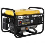 DuroStar DS4000S Gas Powered 4000 Watt Portable Generator $200 & more
