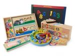 Melissa & Doug Skill Builders Educational Bundle (4 toys included) $40 + $5 shipping