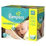 2 Boxes of Pampers Giant Pack Diapers + $15 Target Gift Card $66.50 & More + FS